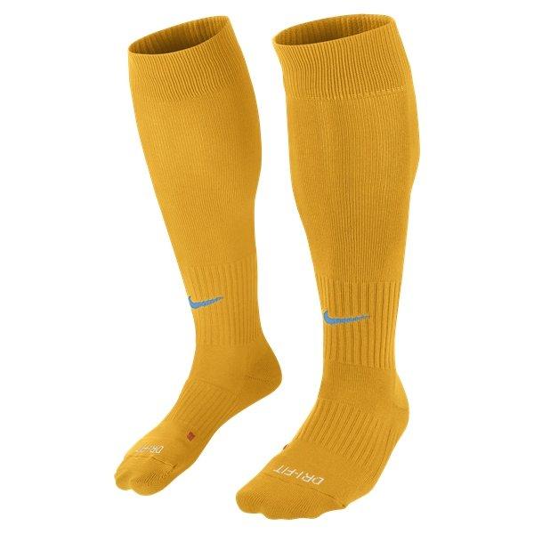 Nike Classic II University Gold/Royal Blue Football Sock