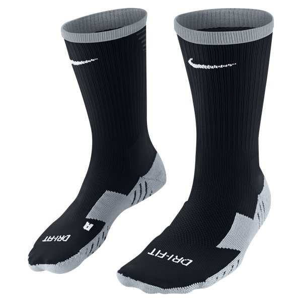 Nike Matchfit Crew Football Sock White/black