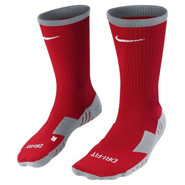 Nike Team Matchfit Crew University Red/White Football Sock