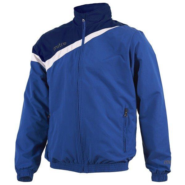 Mitre Polarize Royal/Navy Fleece Lined Wet Jacket