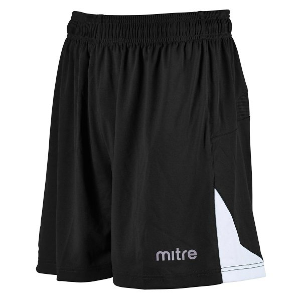 Mitre Prism Black/White Football Short