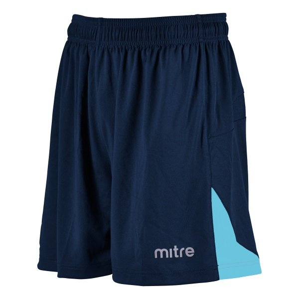 Mitre Prism Navy/Sky Football Short