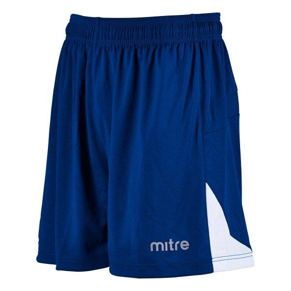 Mitre Prism Royal/White Football Short