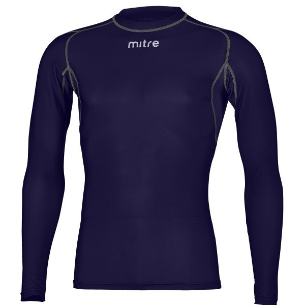 Mitre Neutron Compression Navy Base Layer Top
