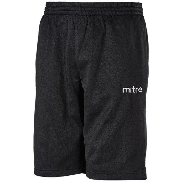 Mitre Primero Training Shorts Royal/yellow