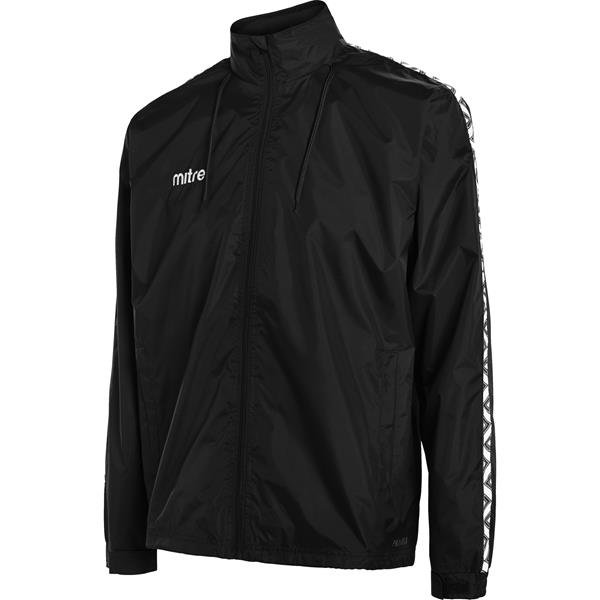 Mitre Delta Rain Jacket White/black
