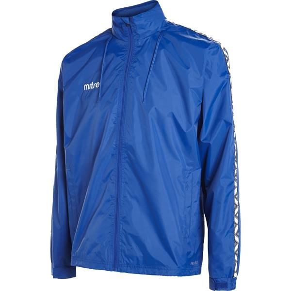 Mitre Delta Royal/White Rain Jacket