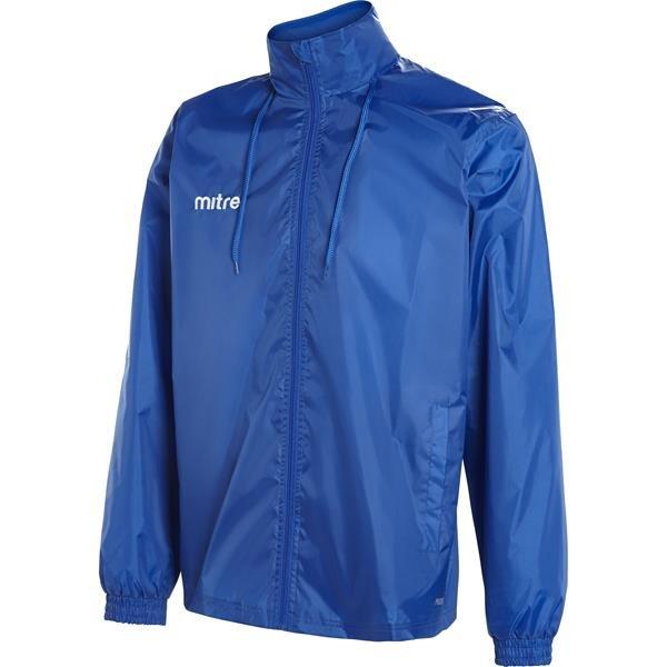 Mitre Edge Royal Rain Jacket