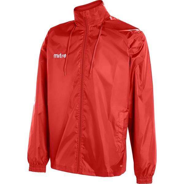 Mitre Edge Scarlet Rain Jacket