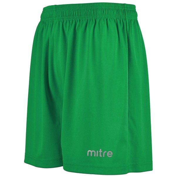 Mitre Metric II Emerald Football Short