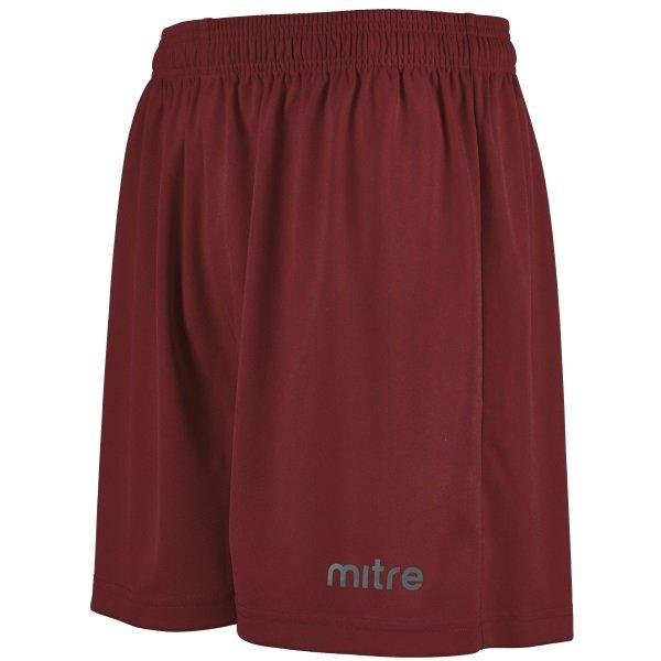 Mitre Metric II Maroon Football Short