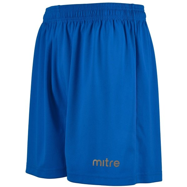 Mitre Metric II Royal Football Short