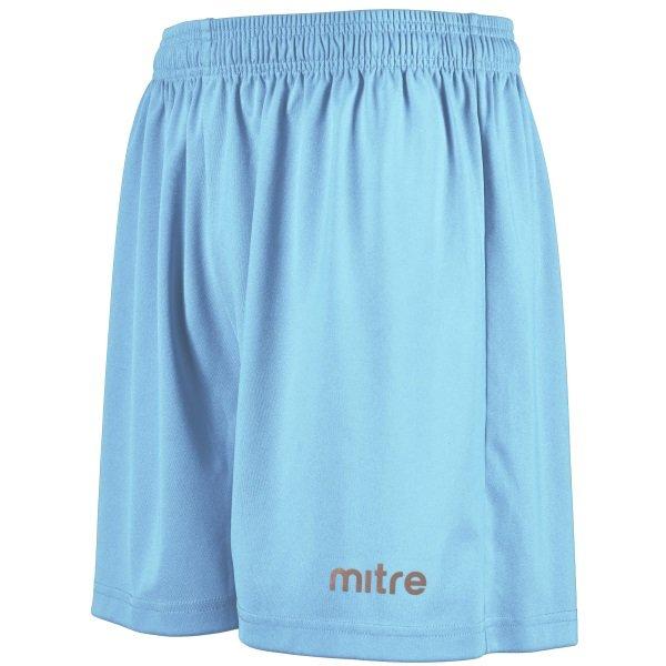 Mitre Metric II Sky Football Short