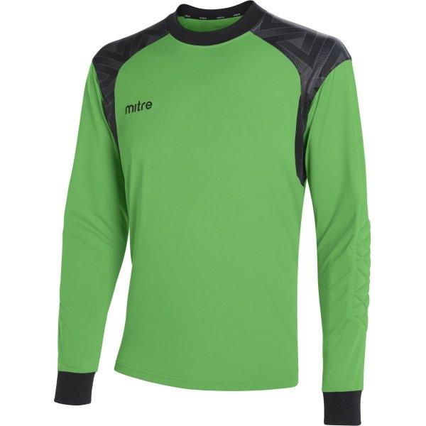 Mitre Guard Lime/Black Goalkeeper Shirt