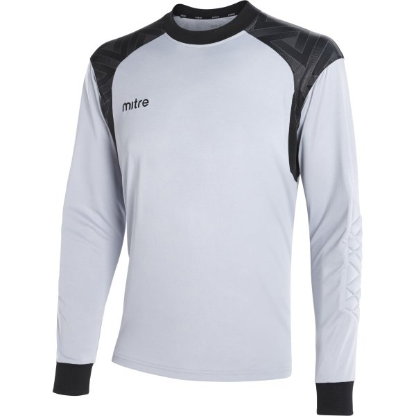 Mitre Guard Goalkeeper Shirt Violet/black