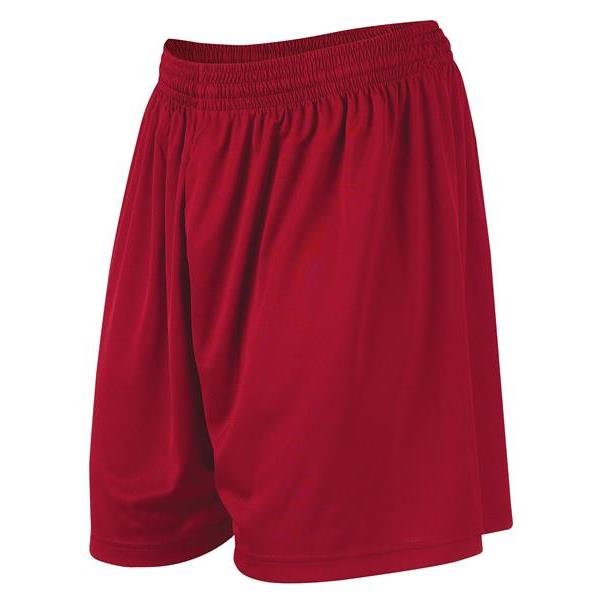 Mitre Prime II Maroon Football Short