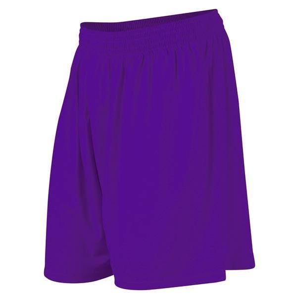 Mitre Prime II Purple Football Short