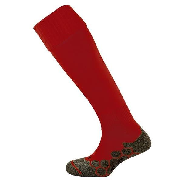 Prostar Division Plain Maroon Football Sock