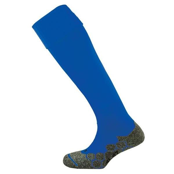 Division Plain Royal Football Sock