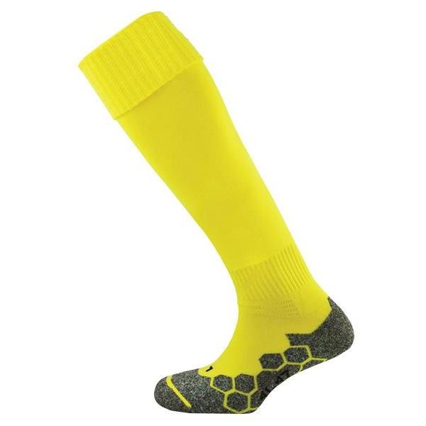 Prostar Division Plain Yellow Football Sock