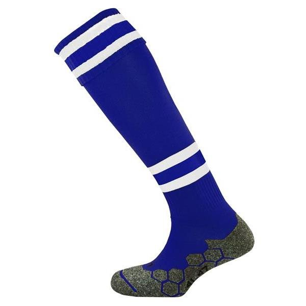 Division Tec Navy/White Football Sock