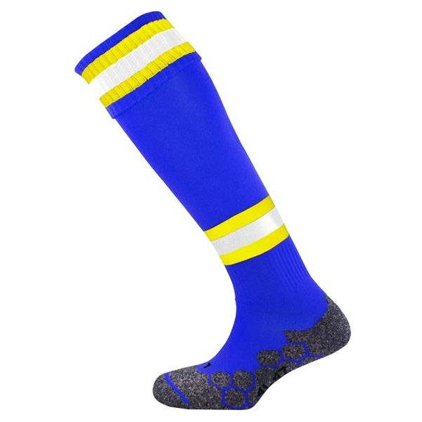 Prostar Division Tec Royal/Yellow/White Football Sock