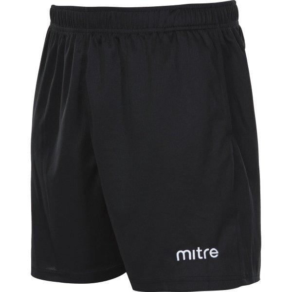 Mitre Zone Black/White Referee Short