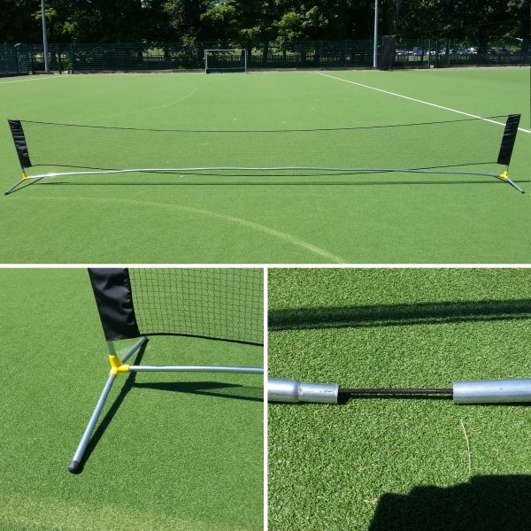 Senior Multi Surface Soccer Tennis Set