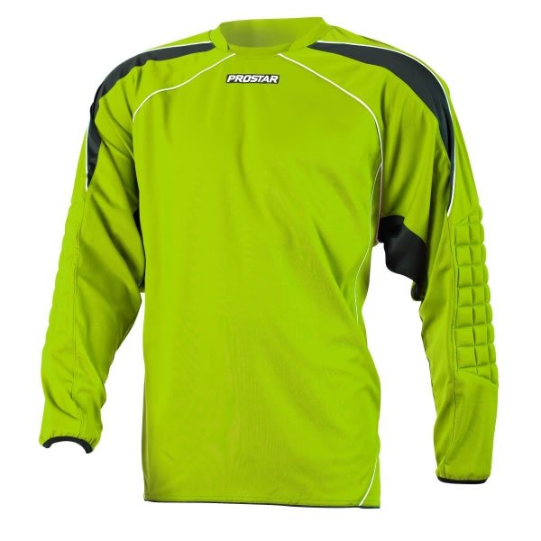 Prostar Von Lime/Black Goalkeeper Shirt