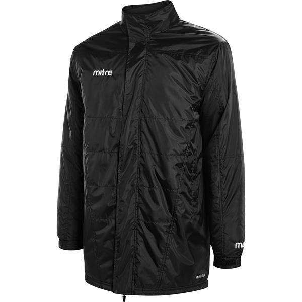 Mitre Delta Black Bench Coat
