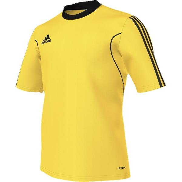 adidas Squadra 13 SS Sunshine/Black Jersey