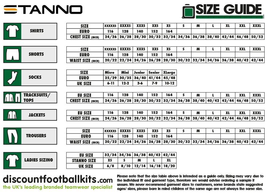 nike football jersey size chart 48